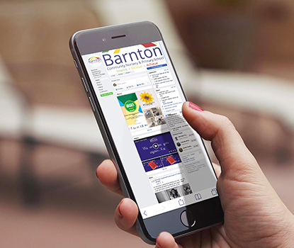 Barnton - A picture of our prospectus